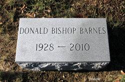 Donald Bishop Barnes