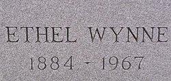 Ethel <i>Wynne</i> Freeman