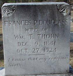 Frances P. <i>Douglass</i> Thorn