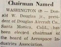 Donald Wills Douglas, Jr