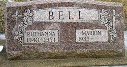 Ruthanna <i>Warner</i> Bell