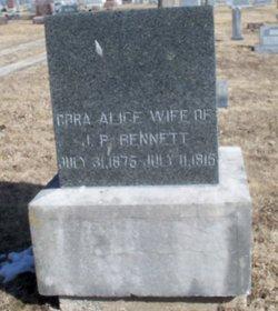 Cora Alice <i>Stephens</i> Bennett