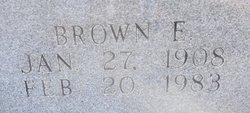 Brown Erlistus Shumaker