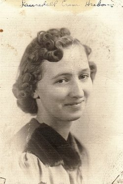 Laurabelle M. <i>Cram</i> Hraban