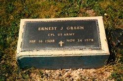 Ernest Joseph Ernie Green