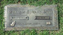 William Edward Bill Metz