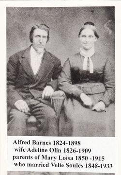 Alfred Barnes