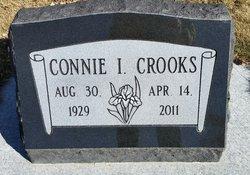 Connie Ione <i>Humphreys</i> Crooks
