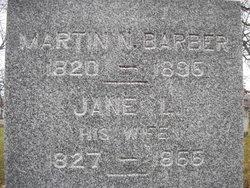 Jane L <i>Hartwell</i> Barber