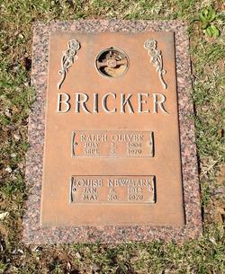 Louise <i>Newmark</i> Bricker