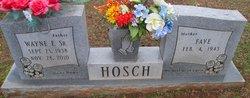 Agatha Faye Hosch