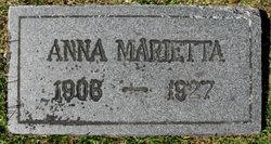 Anna Marietta Flemming