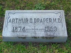 Dr Arthur Derby Draper