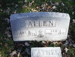 Fay B <i>Byram</i> Allen