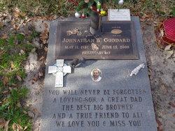 Jonathan Goddard