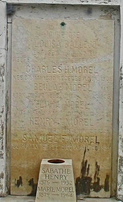 August Henry Morel