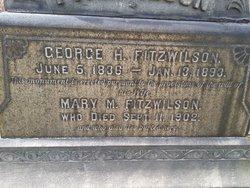 Capt George H. Fitzwilson