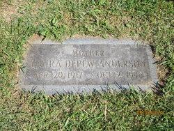 Laura P <i>DePew</i> Anderson