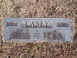 Harrison B Casey