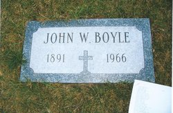 John William Boyle