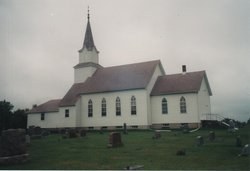 Aspelund Lutheran Church Cemetery