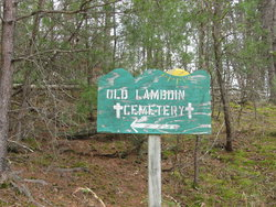 Old Lambdin Cemetery on Laurel Fork