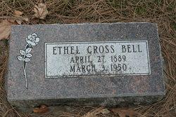Ethel <i>Cross</i> Bell