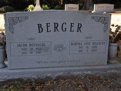 Jacob Reynolds Jake Berger