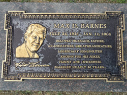 Max Duane Barnes