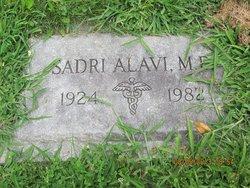 Dr Sadri Alavi