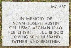 Adam Joseph Austin