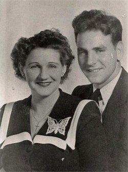 Mary Edna <i>Green</i> Bernhard