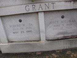 Joyce Marie <i>Millikan</i> Grant