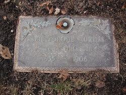 Abbie <i>Thurston</i> Curtiss