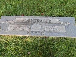 Fannie <i>Miller</i> Borntrager
