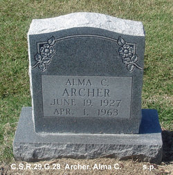 Alma C. Al Archer