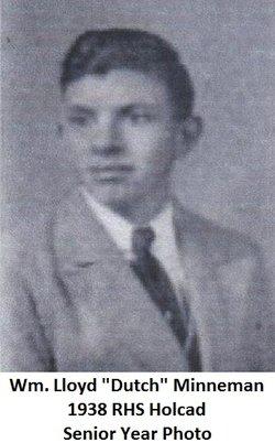 William Lloyd Dutch Minneman