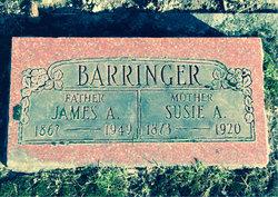Susie Almira <i>Horton</i> Barringer