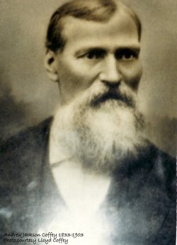 Andrew Jackson A. J. Coffey