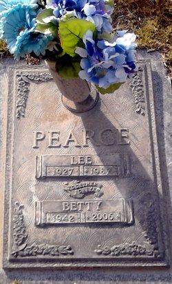 Betty Ann <i>Felix</i> Pearce