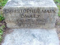 Christopher Mark Chris Cauley
