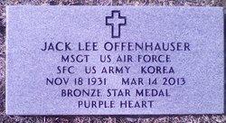 Jack Lee Offenhauser