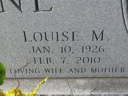 Louise M. <i>Sterner</i> Cornbower