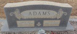 Alma <i>Reynolds</i> Adams