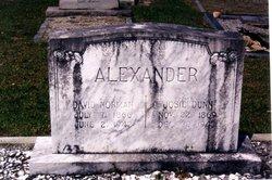 David Norman Alexander