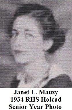 Janet Louise Mauzy