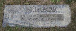 Rosanna <i>McCaw</i> Brimmer