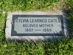 Sylvia L. <i>Learned</i> Gates