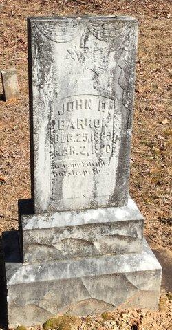 John D Barron