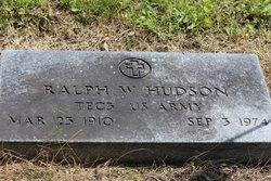 Ralph William Hudson